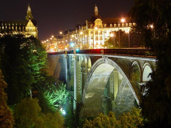 Отдых в Люксембурге, отели Люксембурга