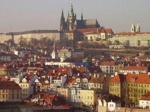 Столица Чехии – центр свадебных торжеств